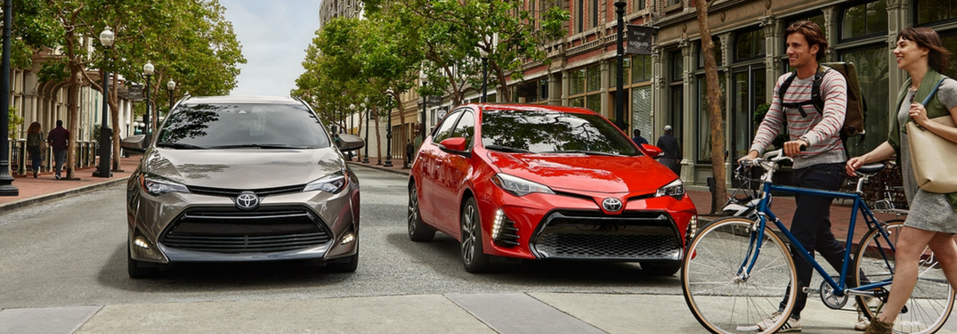 2018 Toyota Corolla Design, Technology and Fuel Economy Information
