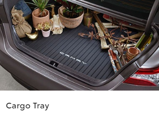Toyota Camry Accessories >> Interior And Exterior Accessories Available For Toyota Camry Models