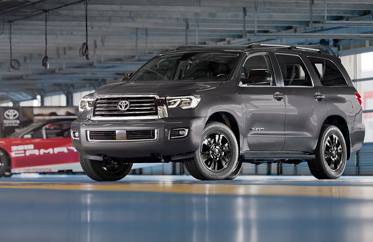 Which 2018 Toyota SUV gets the best gas mileage?