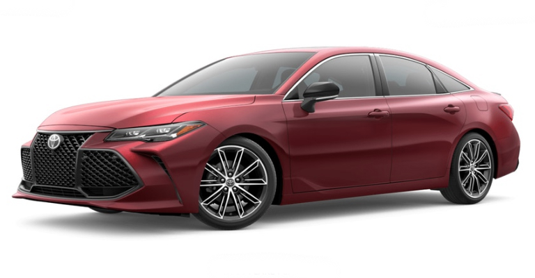 Toyota Dealership Birmingham >> 2019 Toyota Avalon Exterior Color and Interior Upholstery Options