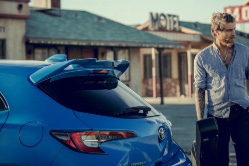 2019 Toyota Corolla Hatchback Seating Capacity And Cargo Space
