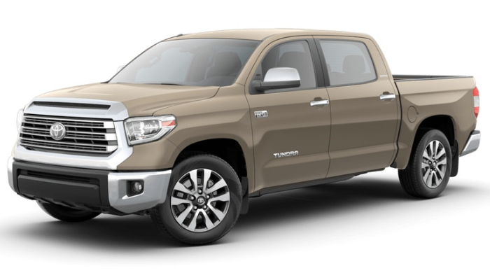 2019 Toyota Tundra in Quicksand