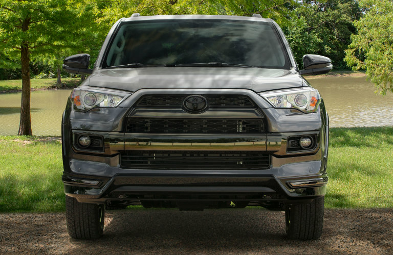 2019 Toyota 4Runner Limited Nightshade Edition front exterior