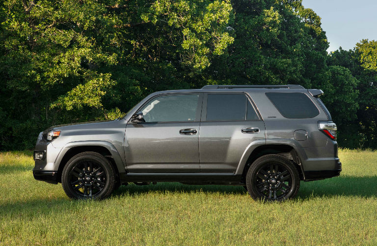 2019 Toyota 4Runner Limited Nightshade Edition side profile