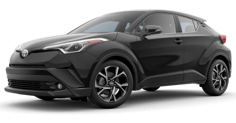 2019 Toyota C Hr Solid And Two Tone Color Options