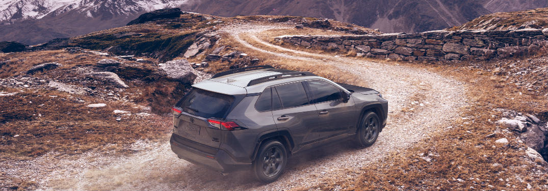 TRD Off-Road Trim Headed to 2020 Toyota RAV4 Lineup