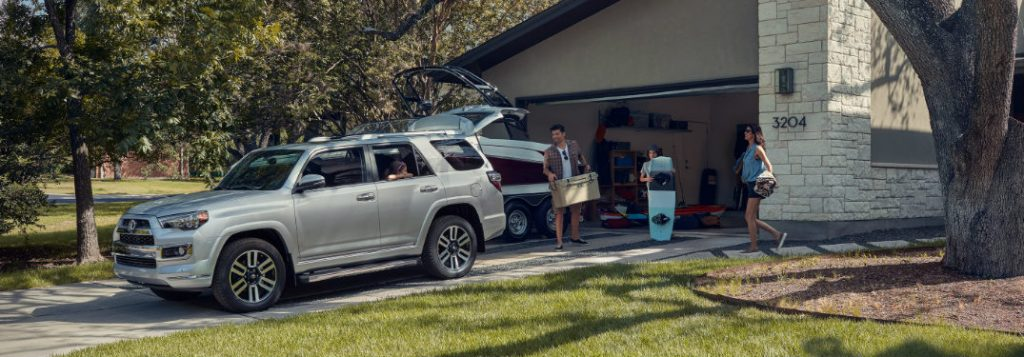 2019 toyota 4runner interior and exterior color options