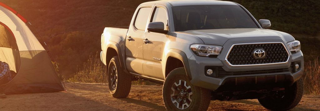 Toyota Highlander Vs Toyota 4Runner >> 2019 Toyota Tacoma Cab Styles and Seating Capacity