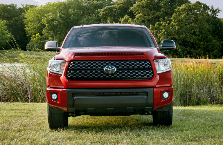 2019 Toyota Tundra SX Package front exterior