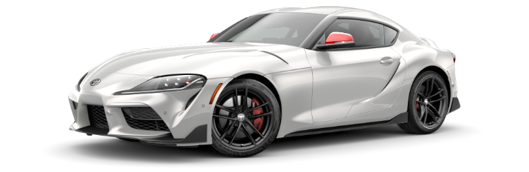 2020 Toyota GR Supra Launch Edition Absolute Zero side view
