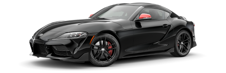 2020 Toyota GR Supra Launch Edition Nocturnal side view