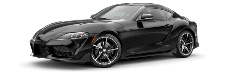 2020 Toyota GR Supra Nocturnal side view
