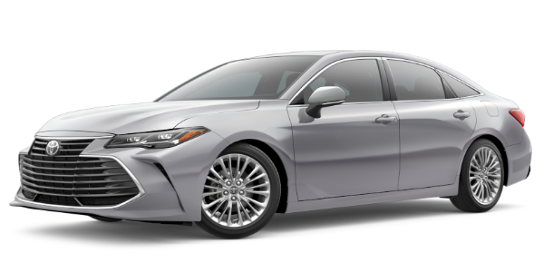 2020 Toyota Avalon Celestial Silver Metallic Exterior Color Option
