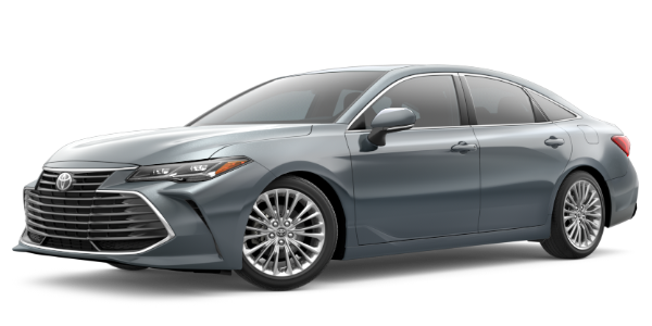 2020 Toyota Avalon Harbor Gray Metallic Exterior Color Option