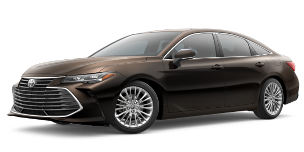 2020 Toyota Avalon Opulent Amber Exterior Color Option
