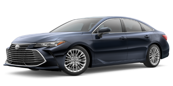 2020 Toyota Avalon Parisian Night Pearl Exterior Color Option