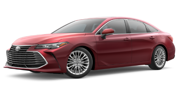 2020 Toyota Avalon Ruby Flare Pearl Exterior Color Option