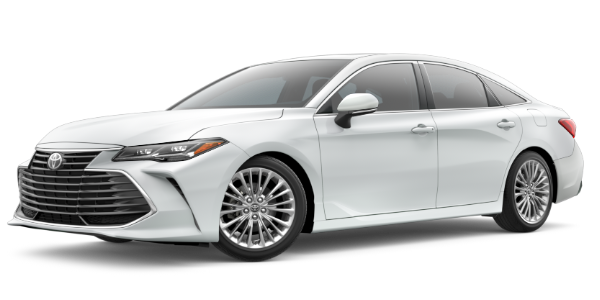 2020 Toyota Avalon Wind Chill Pearl Exterior Color Option
