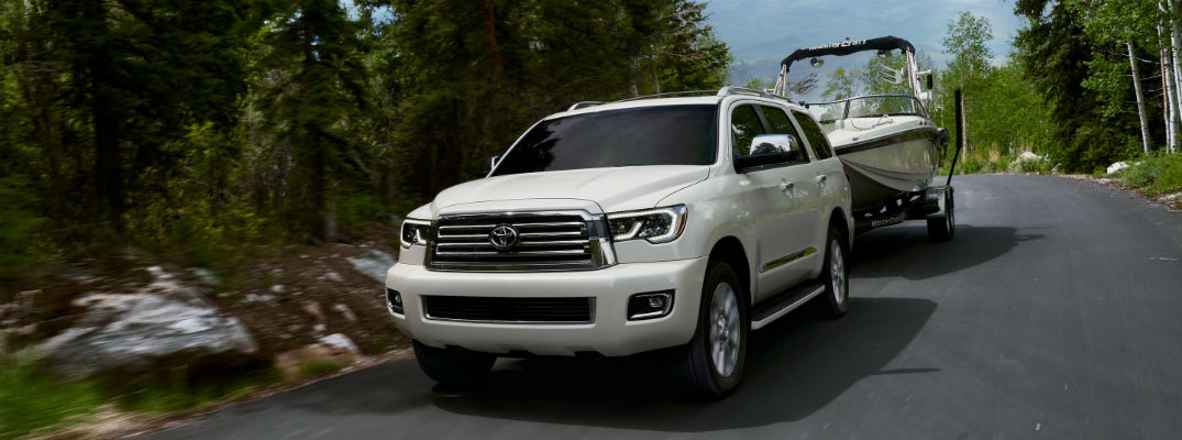 Toyota Sequoia Towing Capacity >> 2020 Toyota Sequoia Towing Capacity And Power Specs