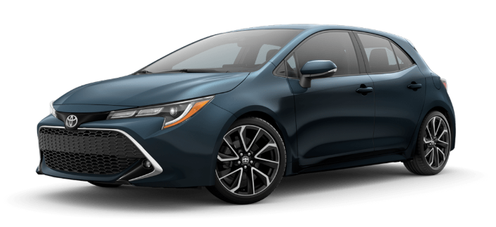 2020 Toyota Corolla Hatchback Available Exterior And