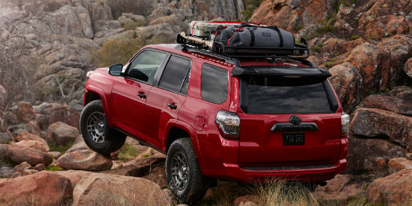 2020 Toyota 4runner Venture Edition Design And Features