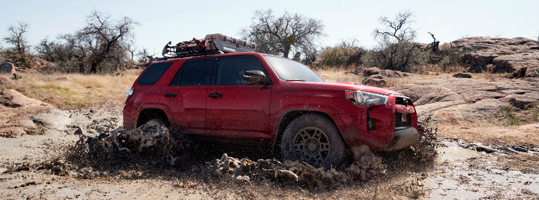 Conquer the Outdoors in the 2020 Toyota 4Runner Venture Edition