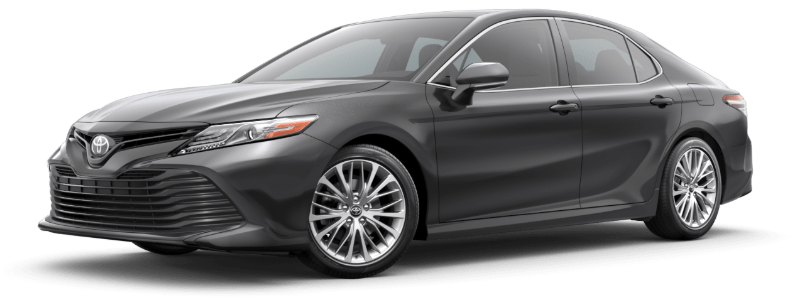2020 Toyota Camry in Predawn Gray Mica