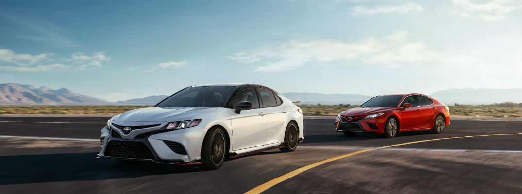 Photo Gallery: 2020 Camry Available Exterior Colors