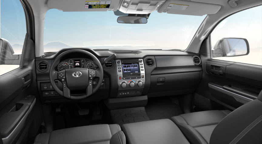 Graphite Vinyl in 2020 Toyota Tundra