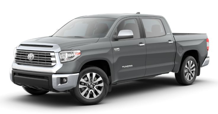 2020 Toyota Tundra in Cement
