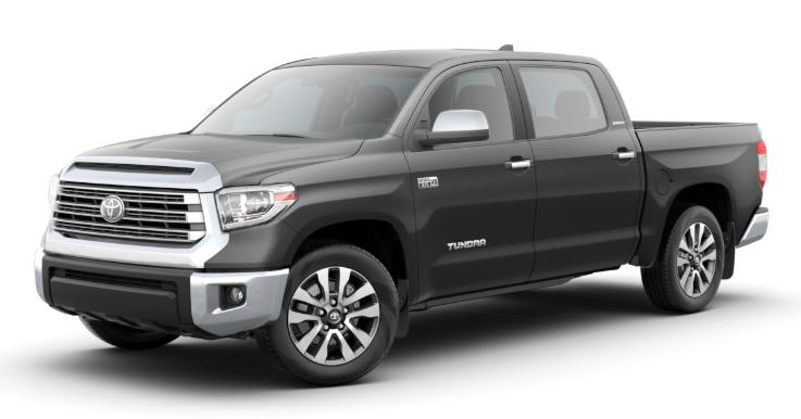 2020 Toyota Tundra in Magnetic Gray Metallic