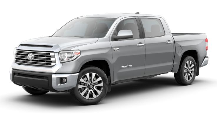 2020 Toyota Tundra in Silver Sky Metallic