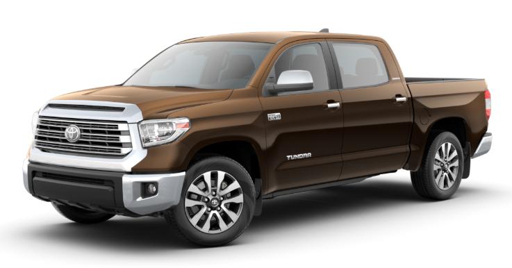 2020 Toyota Tundra in Smoked Mesquite