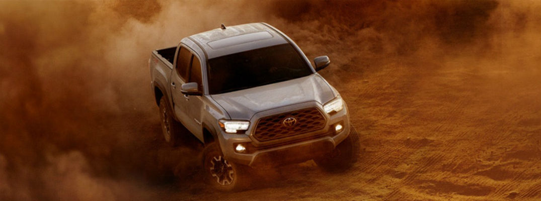 Top Safety Pick 2020 Tacoma Safety Features and IIHS Scoring