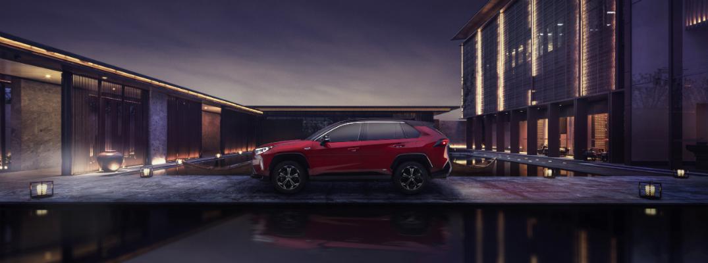 302-Horsepower RAV4 Prime Joins 2021 Toyota SUV Lineup