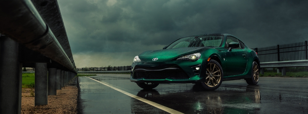 Track-Ready Style and Design in 2020 Toyota 86