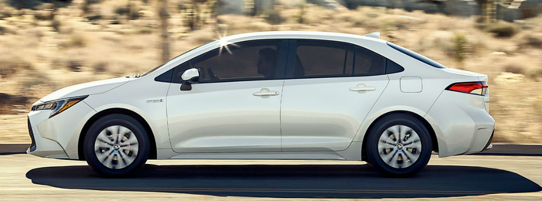 Green Car Journal Names 2020 Corolla Green Car of the Year®
