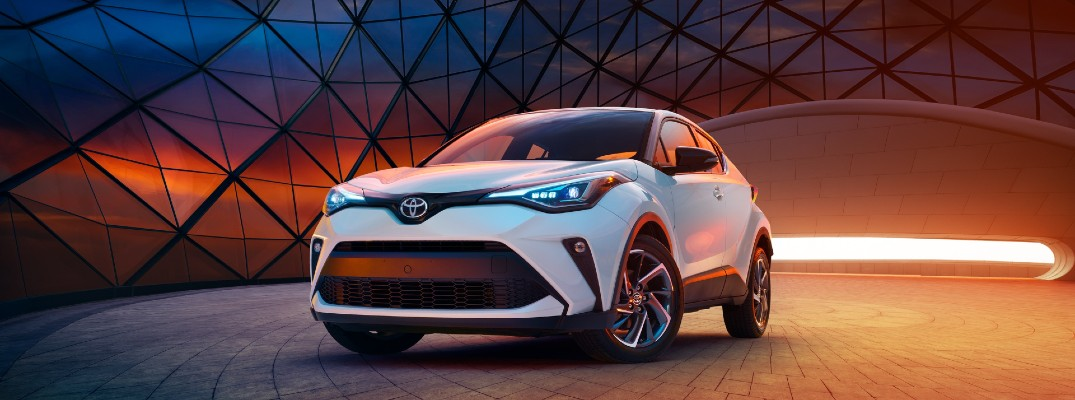 How Many Colors Are Available For the 2020 Toyota C-HR?