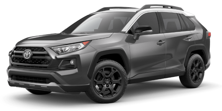 2020 Toyota RAV4 in Magnetic Gray Metallic/Ice Edge Roof