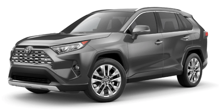 2020 Toyota RAV4 in Magnetic Gray Metallic