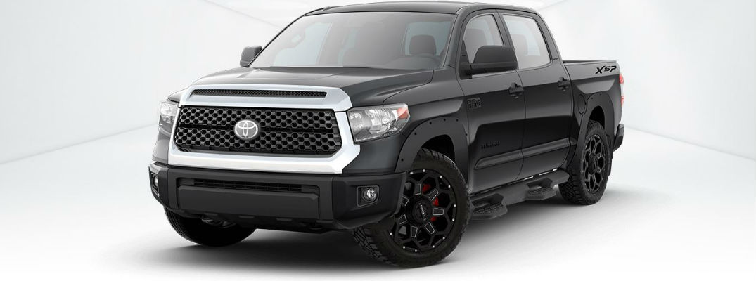 What Features are Included in the Toyota Tundra X Series Packages?