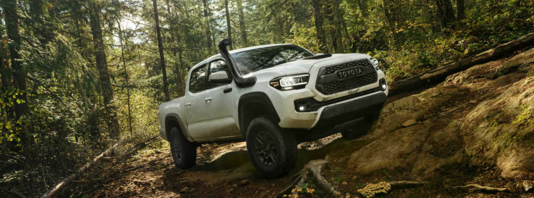 Watch the Toyota TRD Team Transform a Tacoma SR5 into a TRD PRO