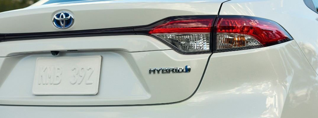 The 2020 Corolla Hybrid will have no trouble taking you almost anywhere