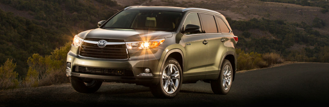 Toyota Highlander Towing Capacity >> 2016 Toyota Highlander Towing Capacity