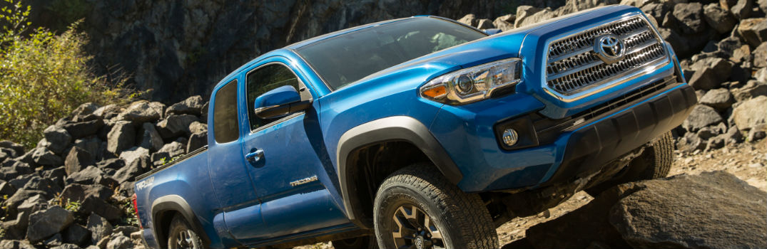 Toyota Tacoma Towing Capacity >> 2016 Toyota Tacoma Towing Capacity