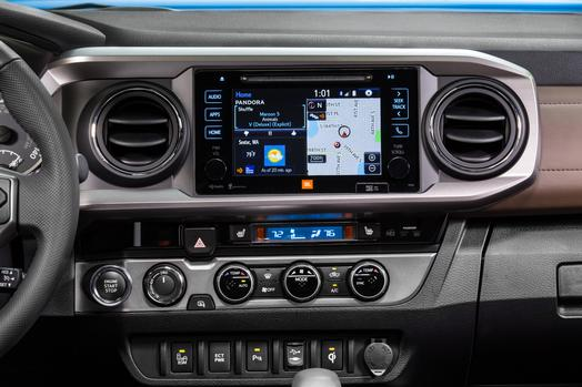 Where can I get the new 2016 Toyota Tacoma in Alabama?