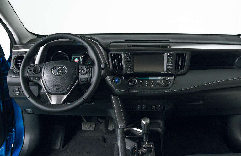 Toyota Rav4 Interior Technology Ideas