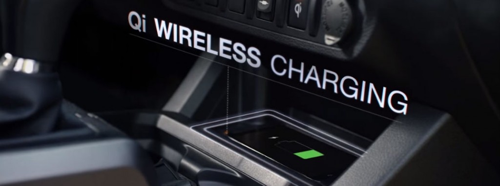 How To Use Qi Wireless Charging In 2016 Tacoma