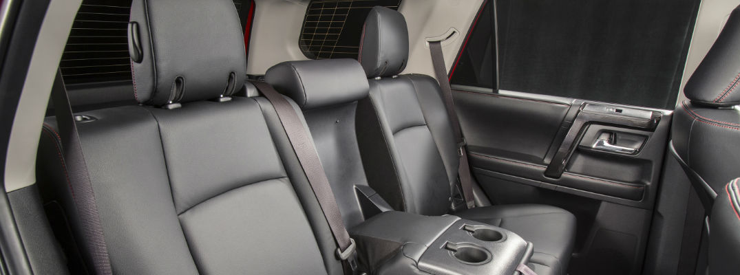 Third Row Seating >> Does The Toyota 4runner Have Standard Third Row Seating