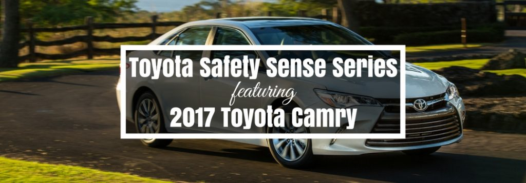 Toyota Highlander Lease >> 2017 Toyota Camry standard safety features